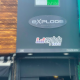 Explode Studio Entrance