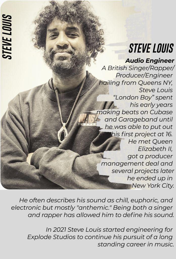 Steve Louis